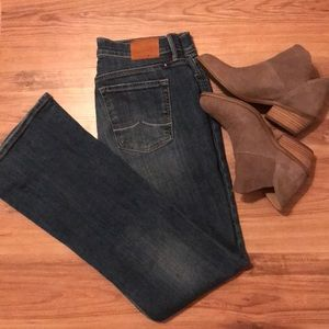 Lucky Brand Sweet and Low Bootcut Jeans